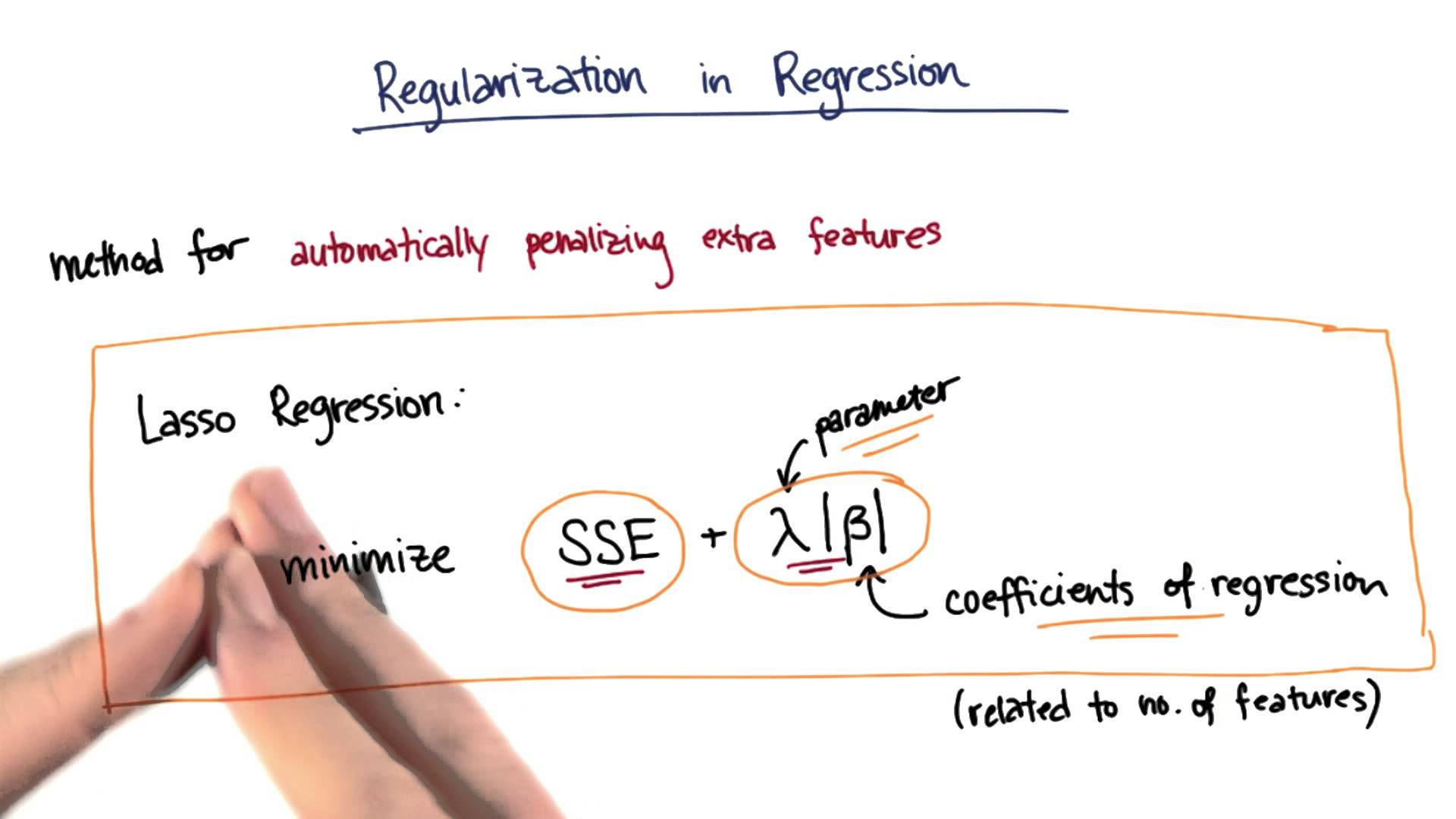 Explain L1 and L2 regularisation in Machine Learning · Lihan\'s Dev Notes